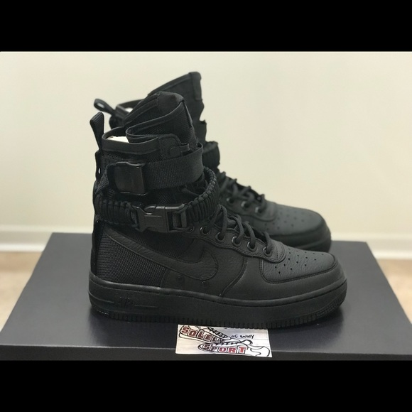 Nike Air Force Sf Af1 Leather Winter